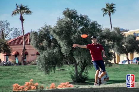 Helsinkiläinen Jalle Stoor oli kolmas The Memorial -turnauksessa Yhdysvaltojen Arizonassa.