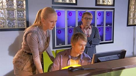 Uudessa päivässä ovat mukana muun muassa: Marika(Helena Rängman), Aleksi (Juuso Pekkinen) ja Asko (Antti Majanlahti).