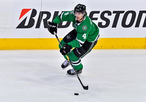 Miro Heiskanen on noussut ryminällä NHL:n puolustajaeliittiin.