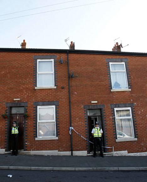 Blackburnissa on tehty taas yksi terrorismiin liittyvä pidätys.