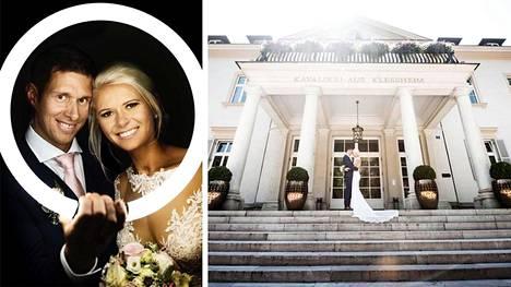Ederit avioituivat viikonloppuna Itävallassa.