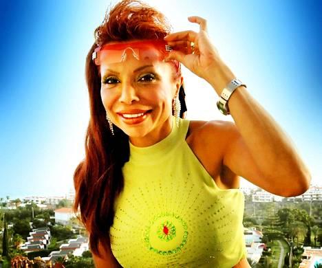 Nisa Soraya promokuvassa vuonna 2010.