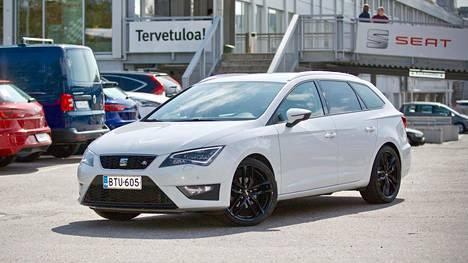 Itä-Helsingissä sijaitseva Herttoniemen Seat Center antoi autosta kovimman tarjouksen. Kun tarjousta pyydettiin esimerkiksi Autovex-palvelun kautta, josta tarjouspyyntö leviää jopa noin 400 autoliikkeeseen, vain kaksi autoliikettä antoi autosta tarjouksen.