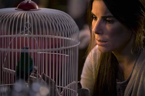 Bird Boxin pääosaa näyttelee Sandra Bullock