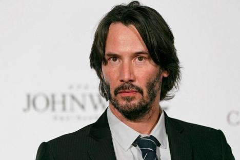 Keanu Reeves on tehnyt pitkän uran elokuvien parissa. Viime vuosina näyttelijä on nähty muun muassa John Wick -elokuvissa.