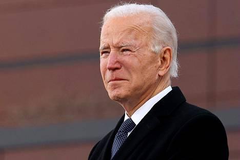 Bidenin mukaan hänen esikoispoikansa pitäisi olla nousemassa presidentiksi hänen itsensä sijaan.