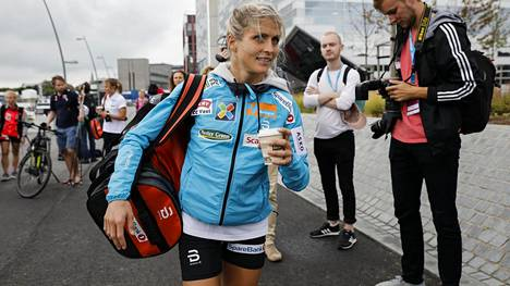 Therese Johaug on myös kovan luokan kestävyysjuoksija.