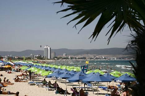 Bulgaria Sunny Beach on vuodesta toiseen edullisimpien lomakohteiden listalla.
