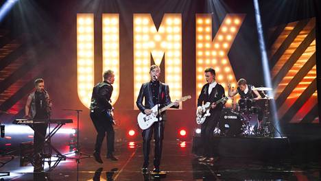 Viime vuonna Euroviisuissa Suomea edusti Softengine. Yhtye sijoittui finaalissa hienosti sijalle 11.