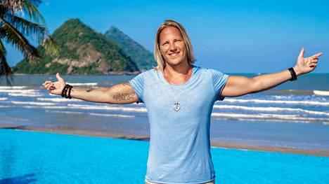 Sami Kuronen nähdään tuttuun tapaan Temptation Island -sarjan juontajana.