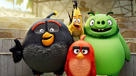 Sony Picturesin Angry Birds 2 -elokuva perustuu Rovion brändiin.