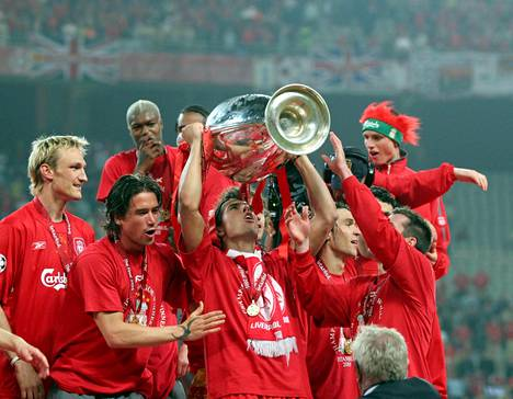 Liverpool otti ilon irti uskomattomasta voitostaan.