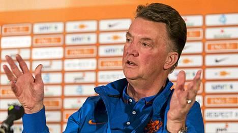 Louis van Gaal on vahva ehdokas Manchester Unitedin uudeksi manageriksi.