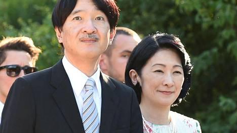 Japanin Kruununprinssi