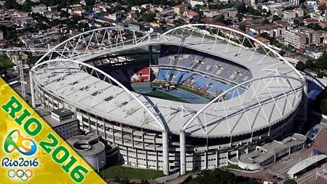 Rion olympiastadionilla nähdään tällä viikolla huippusuorituksia.