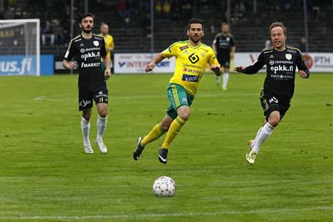SJK ja Ilves päätyivät viime kohtaamisessa maalittomaan tasapeliin.