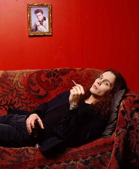 Nuori Ville kertoi avoimesti haastatteluissa intohimostaan vastakkaista sukupuolta kohtaan.