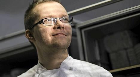Keittiömestari Mika Palonen edusti Suomea Bocuse dor -kilpailussa.