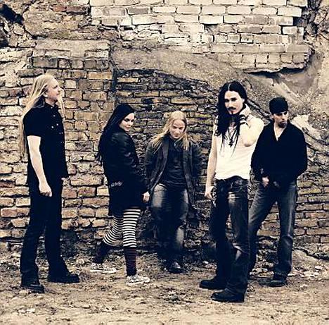 Nightwish jakoi välivuonnakin jäsenilleen 60000 euroa verotonta osinkoa.