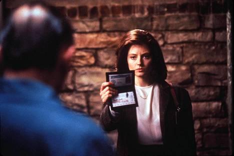 Jodie Foster sai Uhrilampaat-elokuvan roolistaan Oscar-palkinnon – kuten Anthony Hopkinskin.