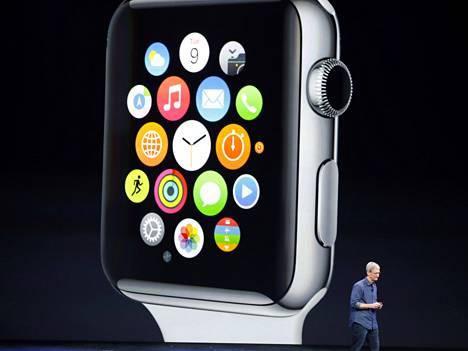Apple käyttää GT Advanced Technologiesin safiirilasia kahdessa kolmesta älykellostaan.