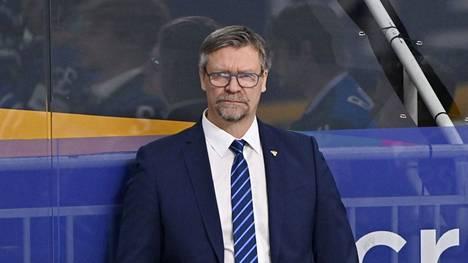 Jukka Jalonen luotsasi Leijonat MM-hopealle 2021.