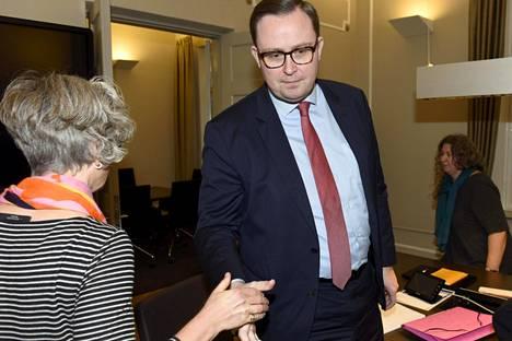 Paltan toimitusjohtaja Tuomas Aarto.