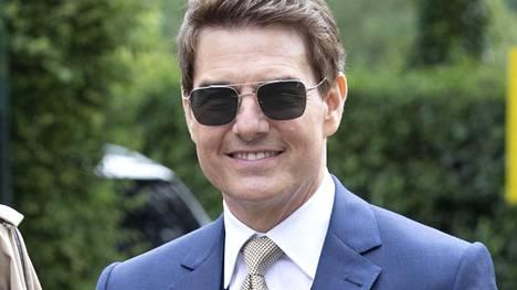 Tom Cruise on yksi Hollywoodin suurimmista action-tähdistä.
