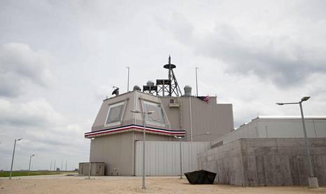Naton ohjustentorjuntajärjestelmän tukikohta valmistui Romanian Deveseluun.
