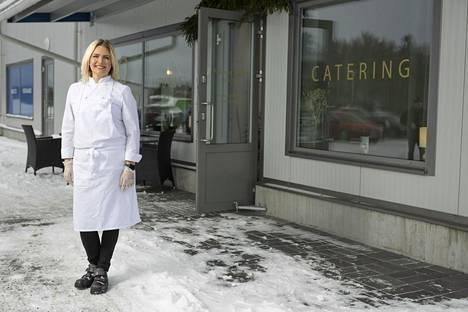 Liski toivottaa asiakkaansa lämpimästi tervetulleeksi lounasravintolaansa Riihimäellä.