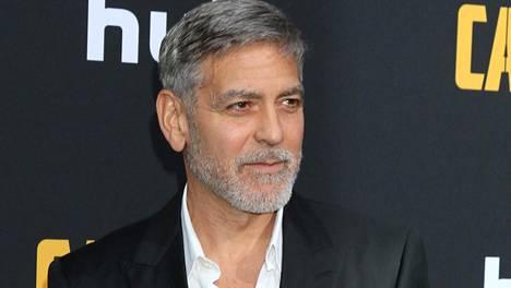 Clooney paljasti CBS:lle ostaneensa hiusimurin jo vuosia sitten ja käyttävänsä sitä edelleen.