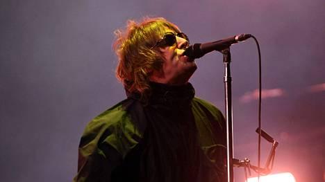 Liam Gallagher on brittiläinen muusikko, joka tunnetaan erityisesti Oasis-yhtyeen laulajana.