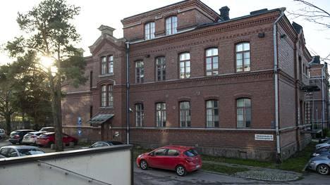 Pääkaupunkiseudulla nuorisopsykiatrian osastohoito on sijoitettu Töölöösen.