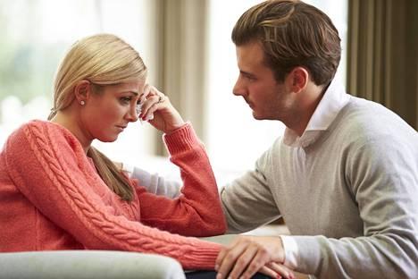 Parhaiten auttaa läsnäolo, halaus ja se, että tietää toisen välittävän.