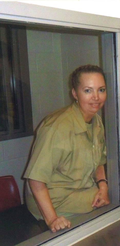 Lisa Montgomery sai kuolemantuomion vuonna 2007.