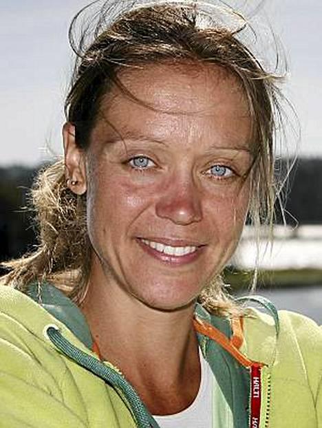Pia Sundstedt polki sisukkaasti EM-pronssille.
