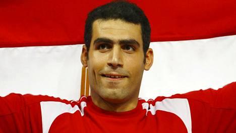 Suomalaisen Petteri Piirosen valmentama Ihab Abdelrahman voitti vuosi sitten keihäänheiton MM-hopeaa.