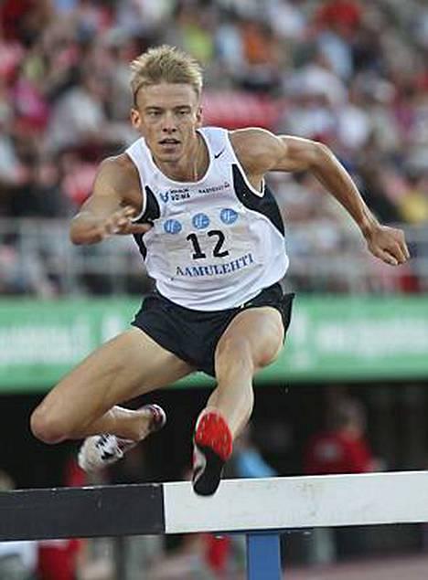 Jukka Keskisalo otti helposti SM-kultaa.