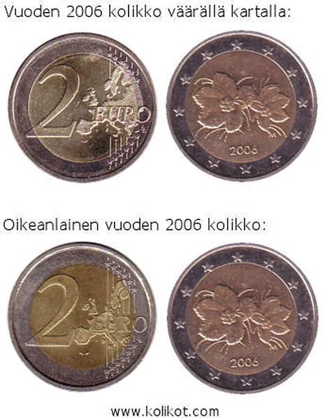 2 Euron Kolikkosi Voi Olla Jopa 50 Euron Arvoinen Tama