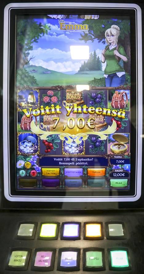 Suomessa rahapeliautomaatteja on huomattavasti Ruotsia enemmän, jopa kaksinkertainen määrä.