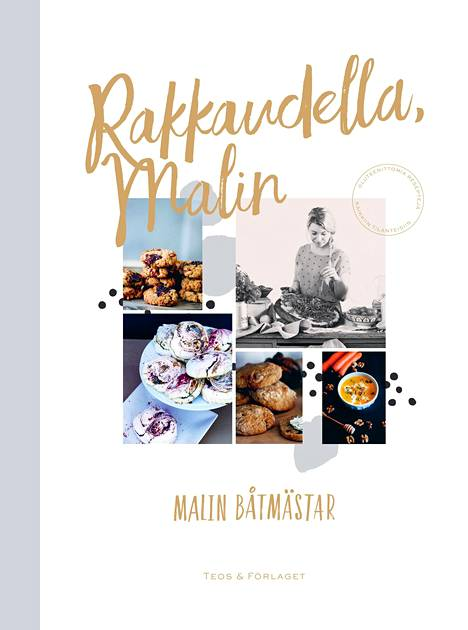 Kirjassa on ohjeita muun muassa leipien ja leivonnaisten sekä arki- ja juhlaruokien tekoon.