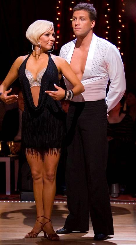 Vuonna 2007 Jani osallistui Tanssii tähtien kanssa -kisaan. Tanssiparina nähtiin nykyinen TTK-tuomari Helena Ahti-Hallberg.