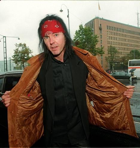 Boogiekone Peitsamo vuonna 1999.