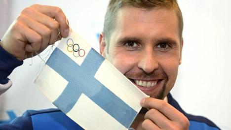 Antti Ruuskanen hakee Riosta toista olympiamitaliaan.