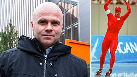 Ådne Söndrål elämänsä kahdessa ääripäässä: pyörittämässä miljoonabisnestä Vantaalla, ja tuoreena olympiavoittajana Naganossa.