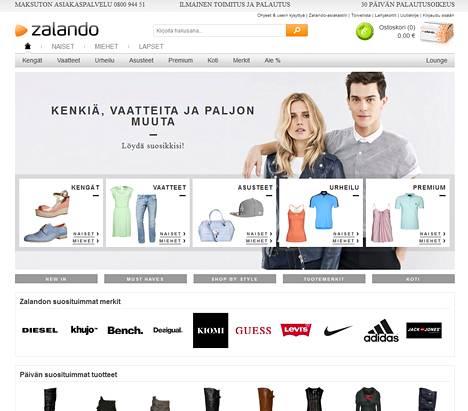 Zalando nopeuttaa toimituksiaan, toimitusajat Suomeen jopa puolittuvat
