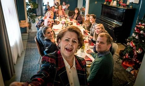 Rooli Täydellinen joulu -elokuvassa on Mannolan ensimmäinen kymmeneen vuoteen.