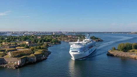 Elokuussa pääsee jälleen Helsingistäkin meritse Tukholmaan.