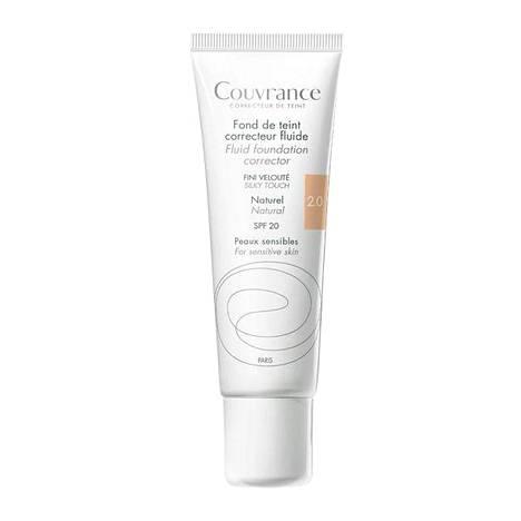Apteekkijakelussa olevan Avène Couvrance -meikkisarjan tuotteet tasoittavat ja heleyttävät ihonväriä ja häivyttävät ja peittävät ihon värivirheitä ja vakaviakin ihovaurioita. Herkälle iholle sopiva sarja on kehitetty yhteistyössä plastiikkakirurgien ja ihotautilääkäreiden kanssa. Värivoide 19,50 € / 30 ml.