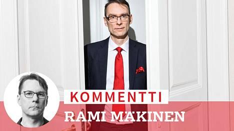 Oikeuskansleri Tuomas Pöysti yrittää pitää salassa viestittelynsä ex-ministeri Anne Bernerin (kesk) kanssa.